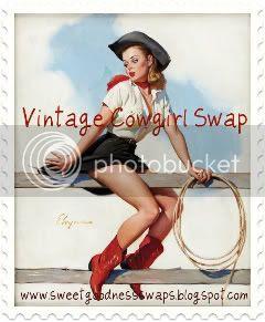 Vintage Cowgirl Swap