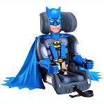 Kids Embrace DC Comics Batman Adjustable Combination Booster Toddler Car Seat by VM Express