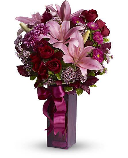 Fall In Love Flowers Fall In Love Flower Bouquet