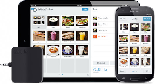 iZettle - Now anyone can take secure card payments