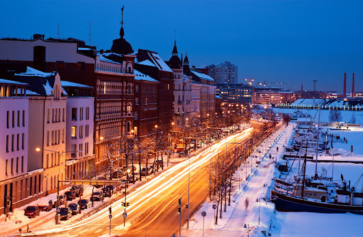 What Makes Finland a Cool Data Center Destination? | InterConnections - The Equinix Blog