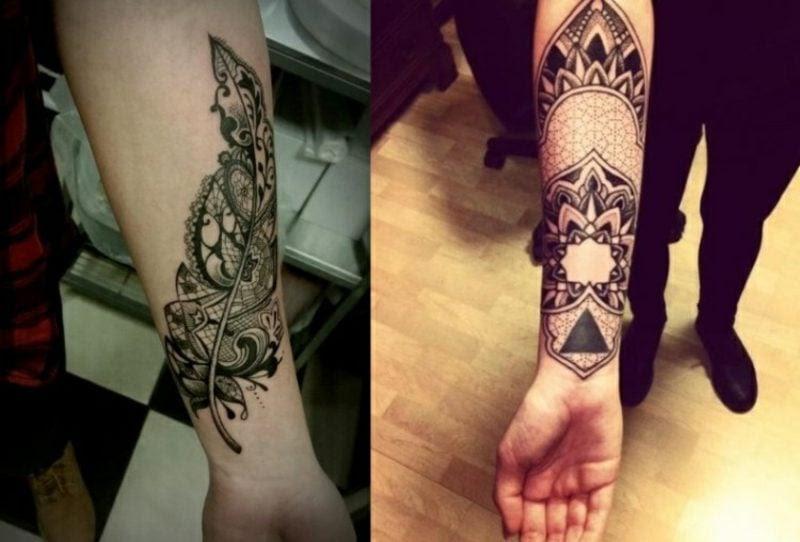 Tattoo 2017 trend frauen