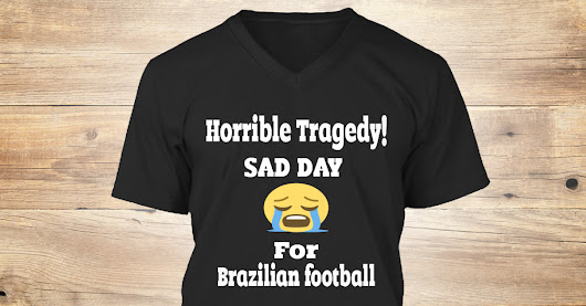 So sad about that Brazilian team!!