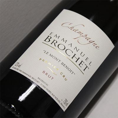 Champagne Emmanuel Brochet Brut