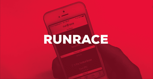 RunRace - IQUII - Mobile and social media company