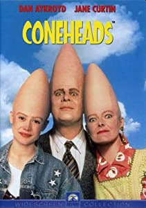"Cover of ""Coneheads"""