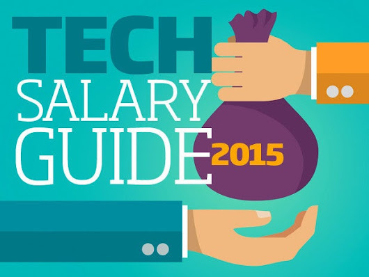 Tech salary guide for 2015
