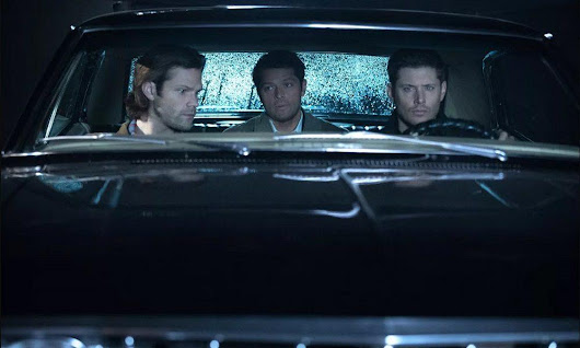 'Supernatural' goes out of the box with Stuck in the Middle With You 1212 - Movie TV Tech Geeks News