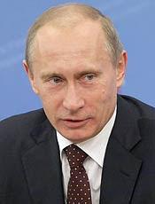 Premiê russo, Vladimir Putin, é o terceiro mais poderoso da lista