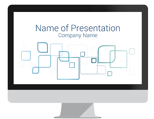 Modern Corporate PowerPoint Template - PresentationDeck.com