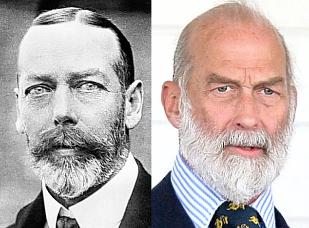 King George V / Prince Michael of Kent