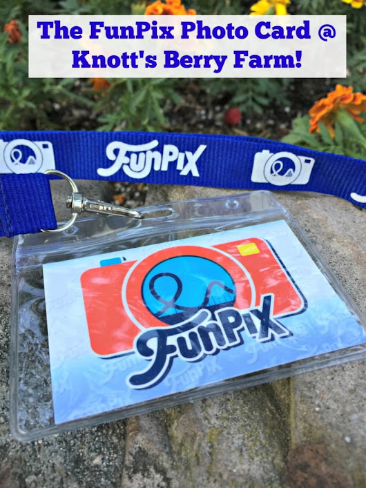 How To Use a FunPix Card at Knott's Berry Farm in Buena Park - SoCal Field Trips
