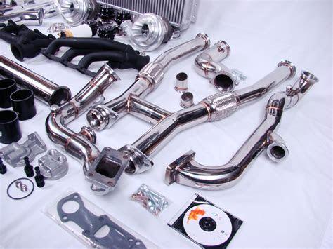 mustang cobra  twin turbo system onperformance