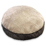 American Kennel Club Akc3905 Jumbo Memory Foam Round Pet Bed, Assorted Colors