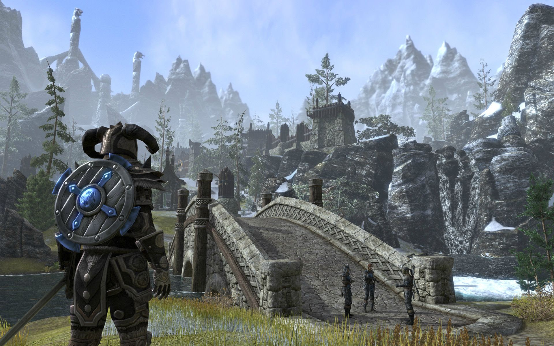 Bethesda reveals two new add-ons for Elder Scrolls Online screenshot