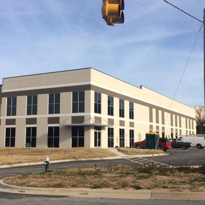 Samet Corp. begins $2.3M project on Simply Southern Tees building - Greensboro - Triad Business Journal