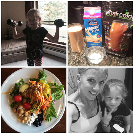 June Health & Fitness Challenge – Day 16