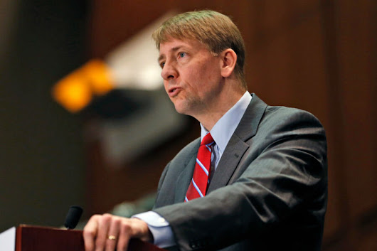 Why Trump wants power to remove director of Consumer Financial Protection Bureau