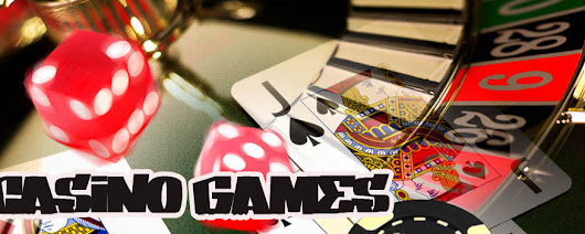 What are the most popular online casino games?