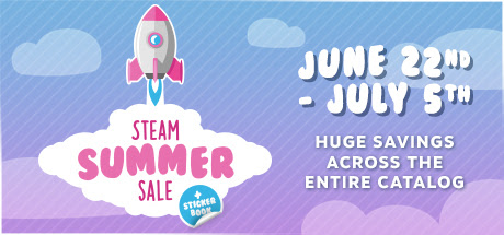 News - The Steam Summer Sale Starts Now!