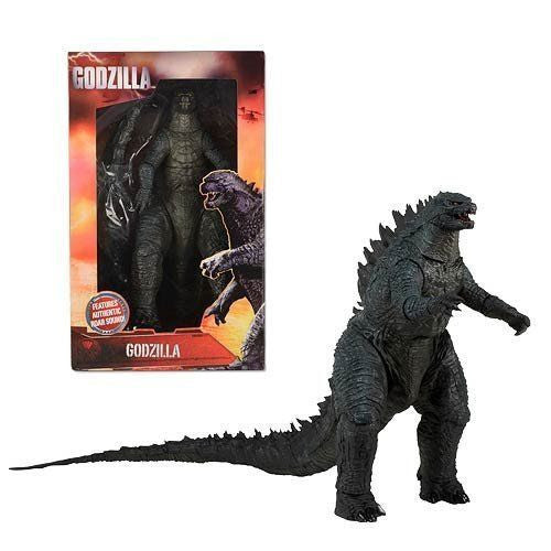 Godzilla – 24″ Head-To-Tail Action Figure – 2014 Godzilla - NECA 42808