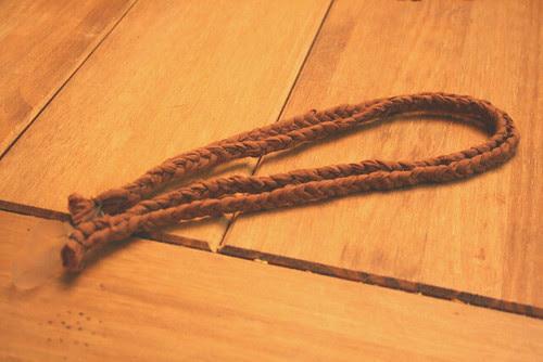 Braided Hairband Pt. 1