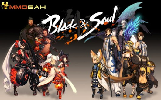 How to Make Gold Fast in Blade and Soul: Section Two