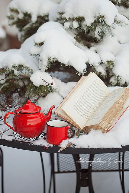 Winter Tea | Flickr - Photo Sharing!