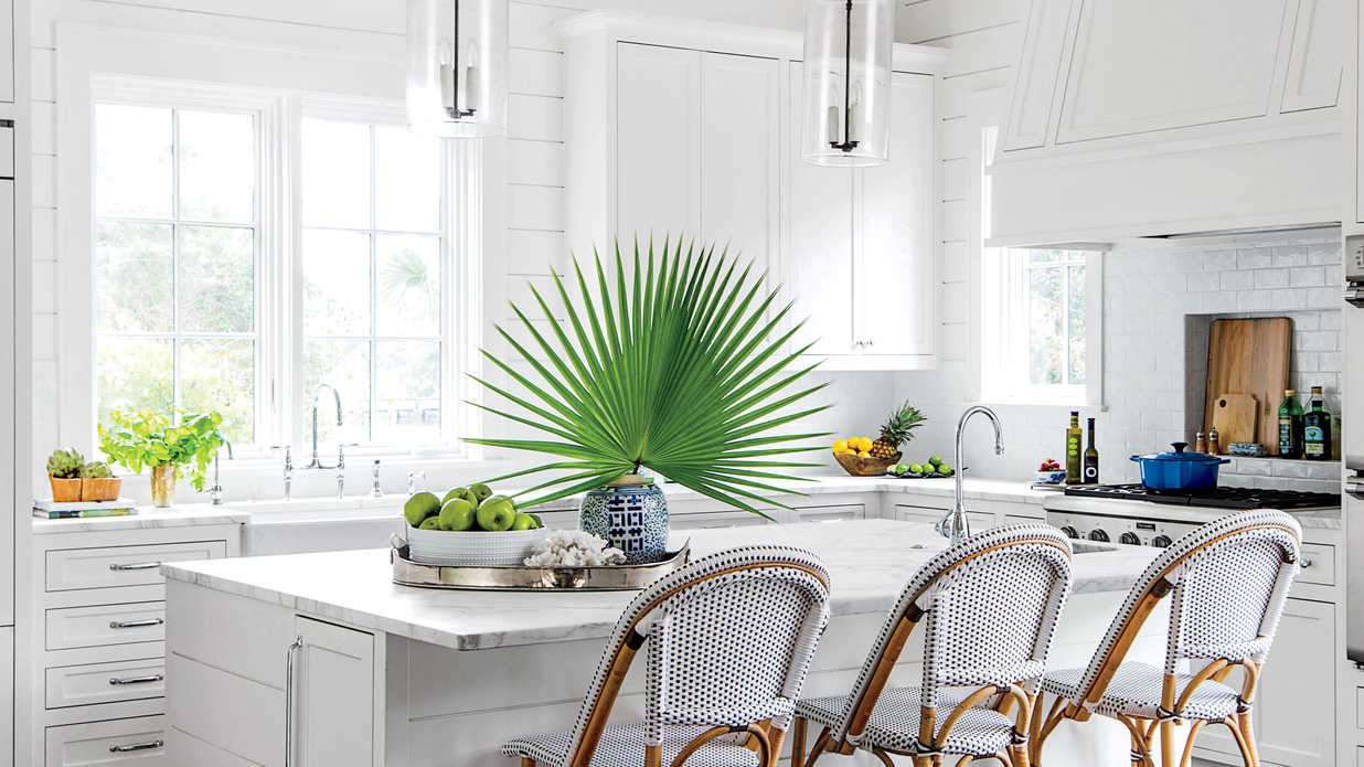 Beach-Inspired Kitchen Ideas - Southern Living