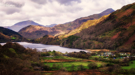 Postcards From Snowdonia National Park