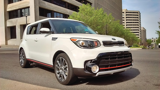 2017 Kia Soul - The Tennessee Tribune