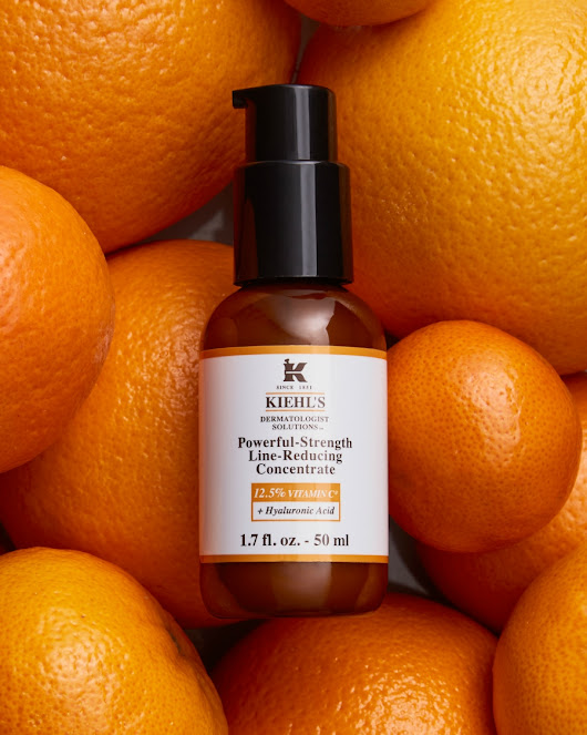 Kiehl´s lanza Powerful-Strength Line-Reducing Concentrate, su nuevo y mejorado sérum | mimosparamama.com