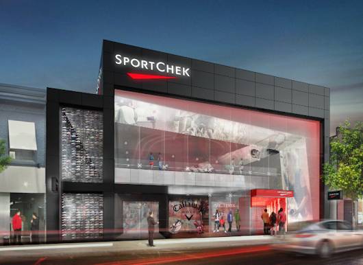 "Sport Chek Expanding ""Hero Concept"" Stores Nationally"