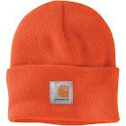 Carhartt Men's Acrylic Watch Cap, Orange, OS