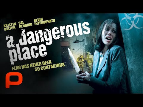 A Dangerous Place (Full Movie) Thriller Mystery Suspense | Woman drawn into terrorist plot