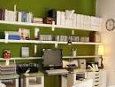Office & Workspace: IKEA Home Office Ideas With Green Color, ikea ...