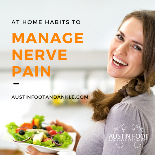 At-Home Habits to Manage Nerve Pain