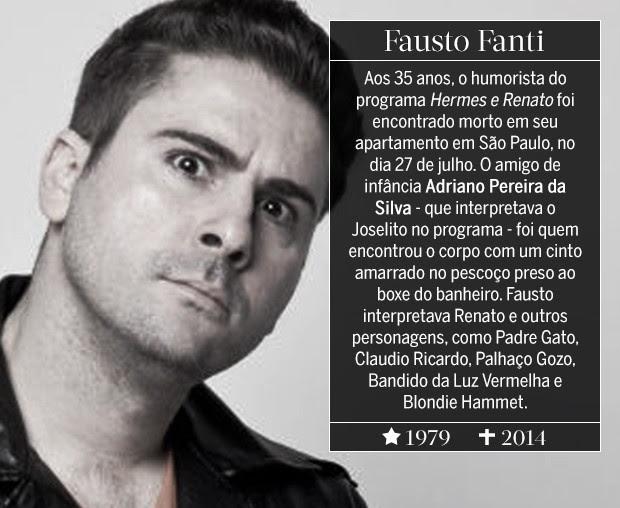 Fausto Fanti (Foto: ARTE: EDUARDO GARCIA)