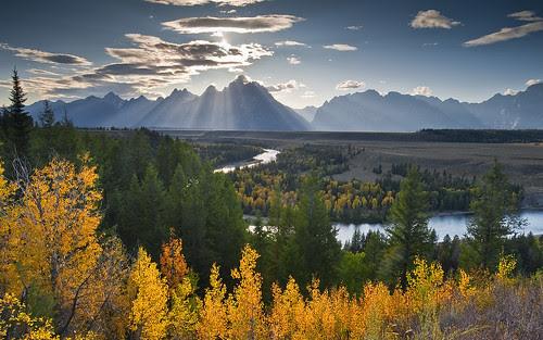 Snake River Overlook por ER Post