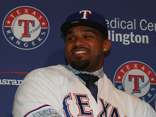 3 Reasons NOT To Break Up The Texas Rangers