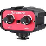 Saramonic SR-AX100 Universal Audio Adapter Red