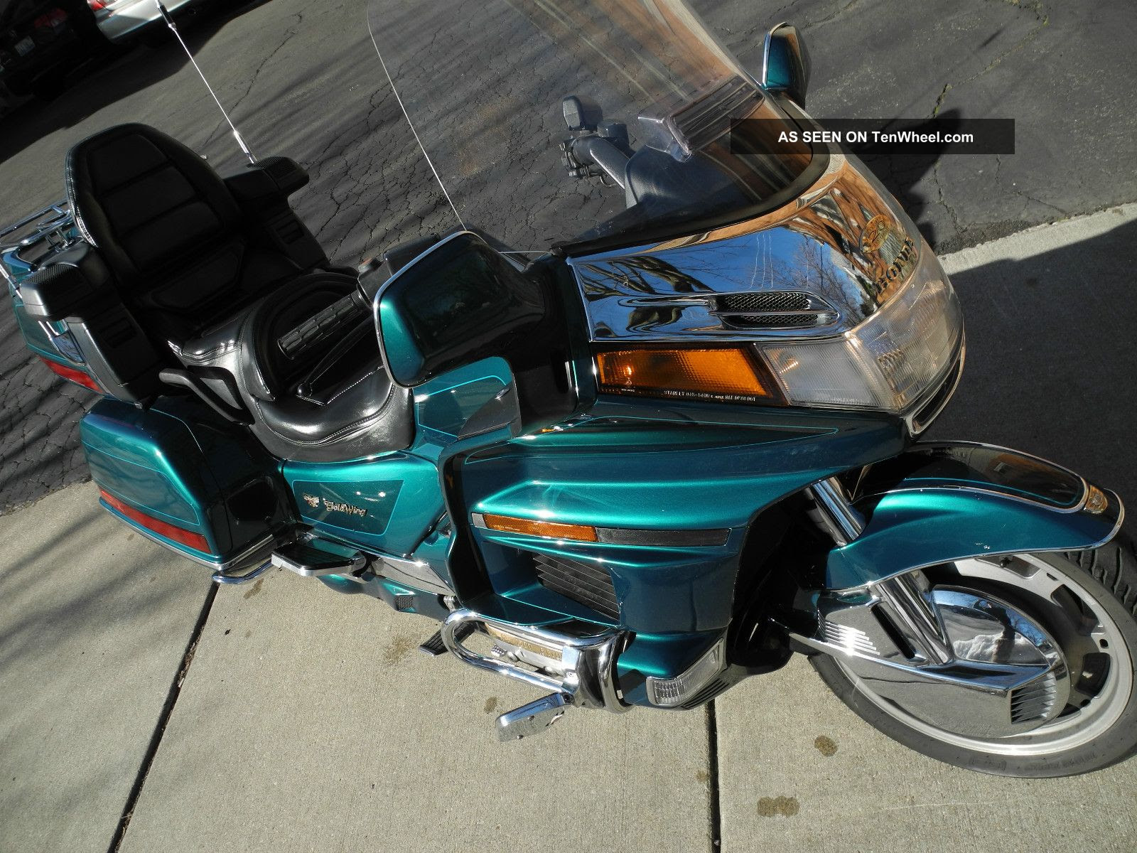 1995 Honda Goldwing Wiring Diagram