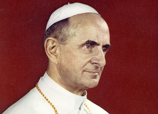 Throwback Thursday: The Passionate Love of Pope Paul VI for Christ and His Church - Seek First the Kingdom