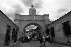 Guatemala - Antigua Arco de Santa Catalina
