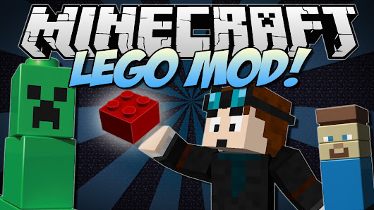 Minecraft | LEGO! (Order, Build and Relive Childhood!) | Mod Showcase [1.6.2] - YouTube
