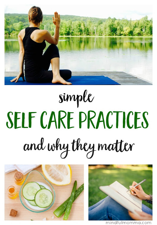 Simple Self Care Practices and Why They Matter So Much