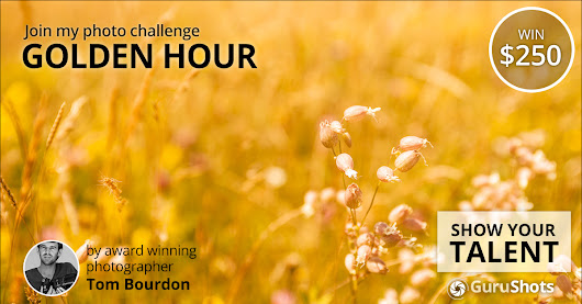 The Golden Hour Photo Challenge