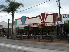 Shops, Glenelg