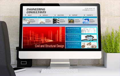 Engineering, Construction & Manufacturing Websites | Digital Oriented
