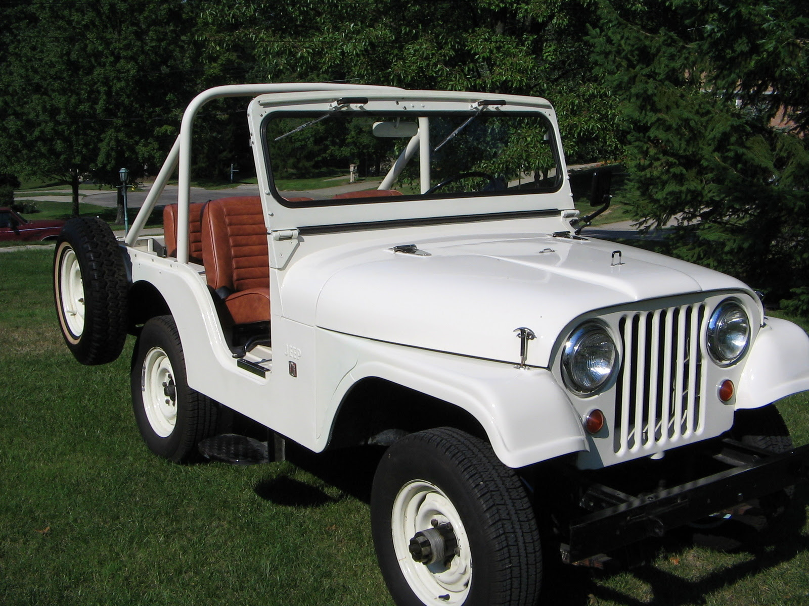 1969 Jeep Cj 5 Information And Photos Momentcar